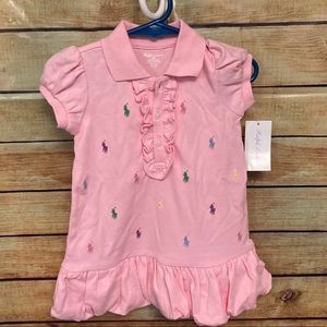 Ralph Lauren new dress for little girl